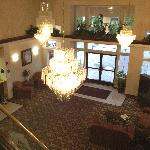 lobby from 2nd floor