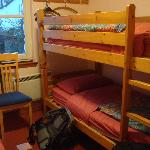  3 bed dorm, not brand new