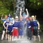 Rafting with Barefoot Expeditions - safety, adrenaline and lots of fun :-)