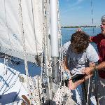 you can help with the sails