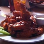 The famous Maples Chicken Wings!!
