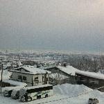  View of Furano city
