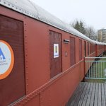STF Youth Hostel The Train