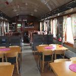  Dining car