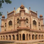 Safdarjung's Tomb