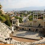  Plovdiv Roman Theatre