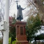  Christopher Columbus statue