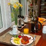 Bilde fra The Snuggery Bed & Breakfast