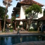 respati sanur rooms 102 down and 202 up fantastic
