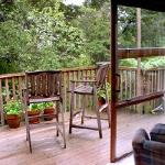  Deck from Sliding door