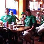 St. Patrick's Day starts at the Satellite
