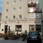 Photo de Gasthaus Hinterbruehl