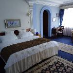 One of the beautiful bedrooms with ensuite.