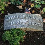  Orville Wright Grave