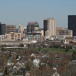  View of Downtown Dayton from Lookout Point