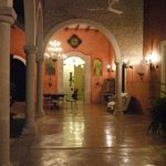  Hacienda is magical at night!