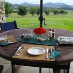 Delightful Patio dining