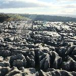 Malham cove (harry potter film location)