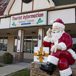Spencer County Visitors Bureau in Santa Claus, Ind.
