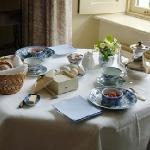Breakfast at Kilcolman Rectory