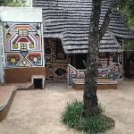 The Ndebele room