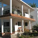 Two Great Apartments on lovely grounds in the heart of Loreto, Baja