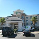 Foto van Holiday Inn Express Las Vegas South