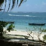 Belle Mare Plage Private Villas resmi