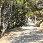  road to the beach Hvar