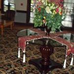  Table in Lobby
