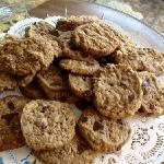delicious cookies baked from scratch on daily basis.