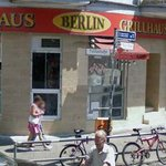 Grillhaus Berlin front