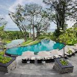 Cascading Pools overlooking South China Sea (40265538)