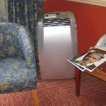 Room corner (portable air condition)