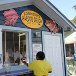 Robinson's Seafood Delight
