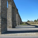 Agua de Prata Aqueduct