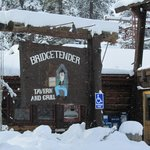 Great place to grab a brew & grub after a powder day on the slopes!