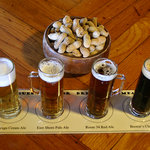  Our Beer and Wine Flights