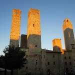 San Gimignano Bell Tower