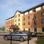  Premier Inn Edgware