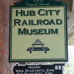 Hub City Railroad Museum