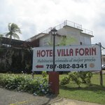 Hotel Villa Forin