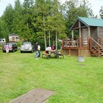 Foto de Lake Goodwin RV Park