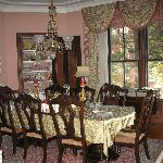 Dining Room at the Inn