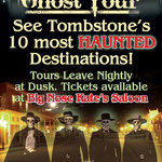 Tombstone Gunfighter and Ghost Tour