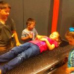 bed of nails was a big hit