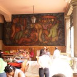 Abelardo L. Rodriguez Murals
