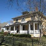 Φωτογραφία: The Edwards House Bed and Breakfast