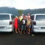 Private Driver in Bali - Made Dodi 'Family Team'