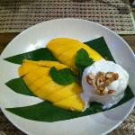 mango coconut ice cream
